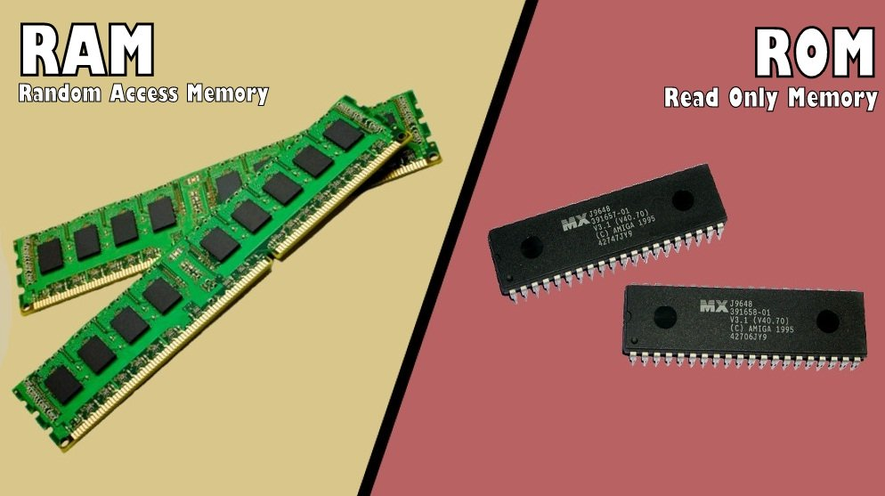 Difference between memory and data storage computer science essay