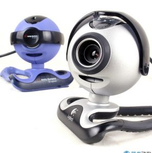 web camera used for video chat